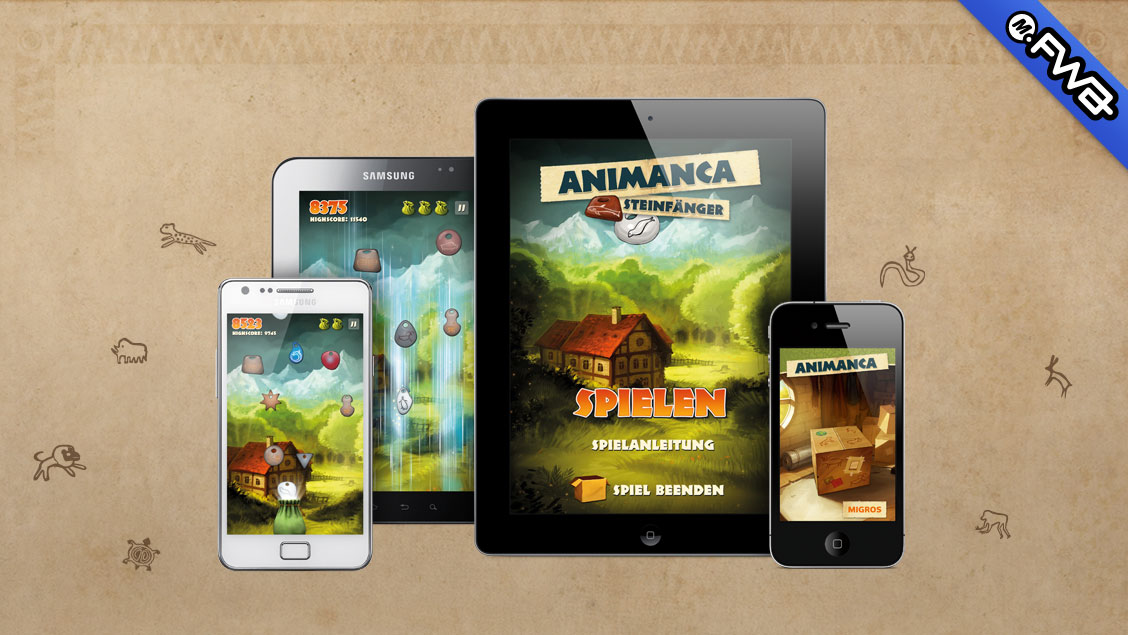 Picture of the Animanca App